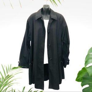 Vintage Virgo Rainwear Coat Jacket water Repellant
